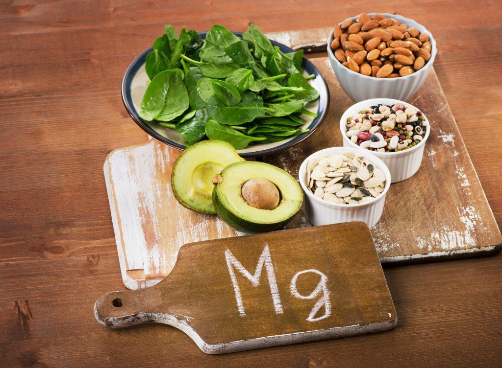 źródło magnezu-