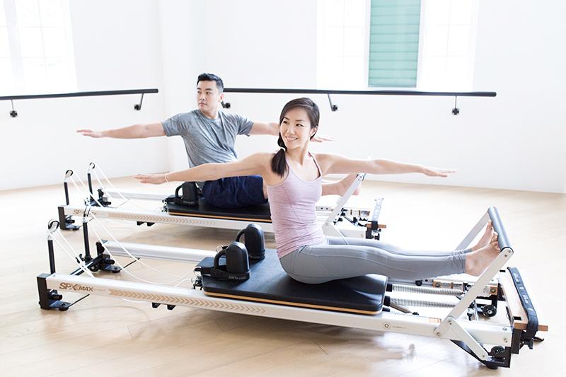 pilates reformer Singapore