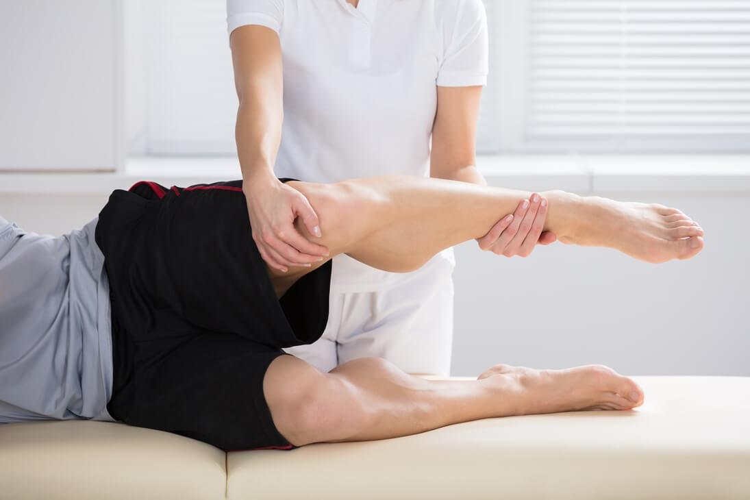 Leg length discrepancy symptoms
